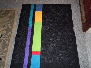 Back of quilt 1