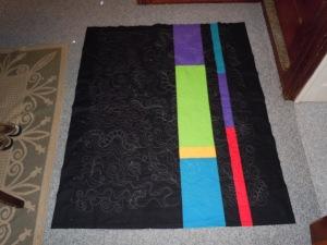 Back quilt 2
