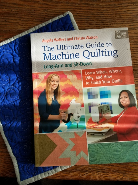 machine quilting blog hop