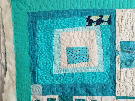 machine quilting blog hop week !
