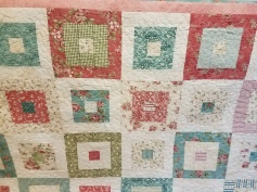 detail quilting by Vicki Holloway